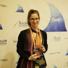 Cheryl Hanley, Senior Director of Demand Generation, PGi gets a KCA for the Bundled Content category.
