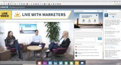 Finny Friday: LinkedIn's Live Talk Show Surpasses Traditional Webcast Benchmarks