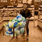 B2B Community Donates Thanksgiving Meals To Families In Need