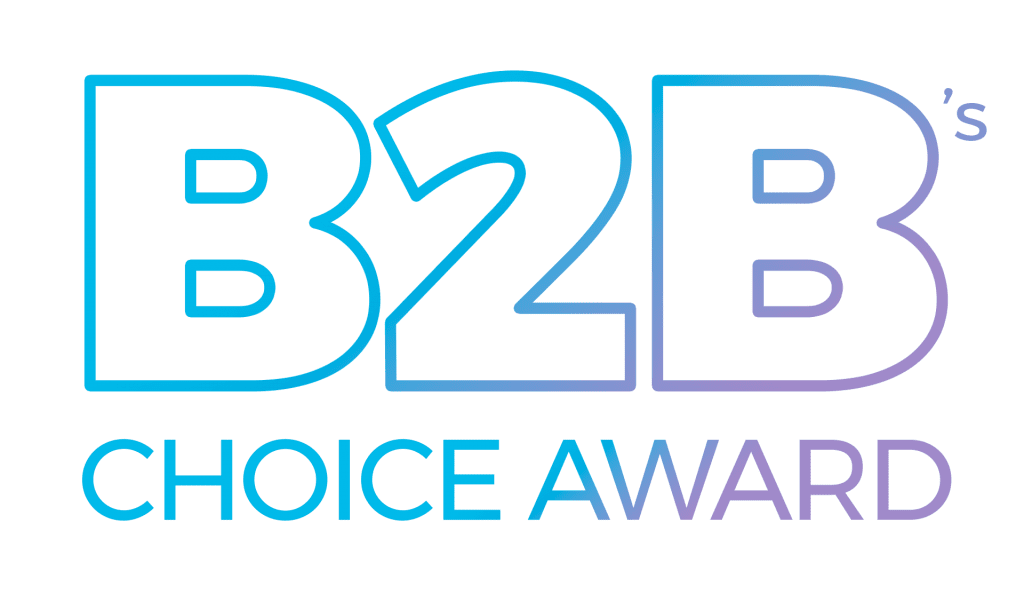 B2B's Choice Award