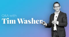 Exclusive Q&A: Keynote Speaker Tim Washer Discusses Humanizing B2B With Empathy, Humor
