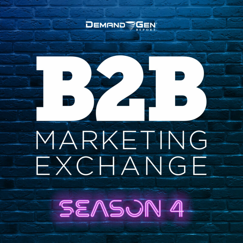 B2B Marketing Exchange Podcast