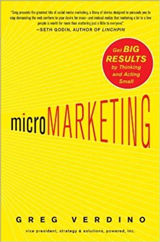 MicroMarketing - By Greg Verdino