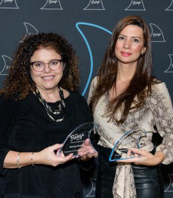 Mary Ruiz & Juliana Millano, Markem-Imaje