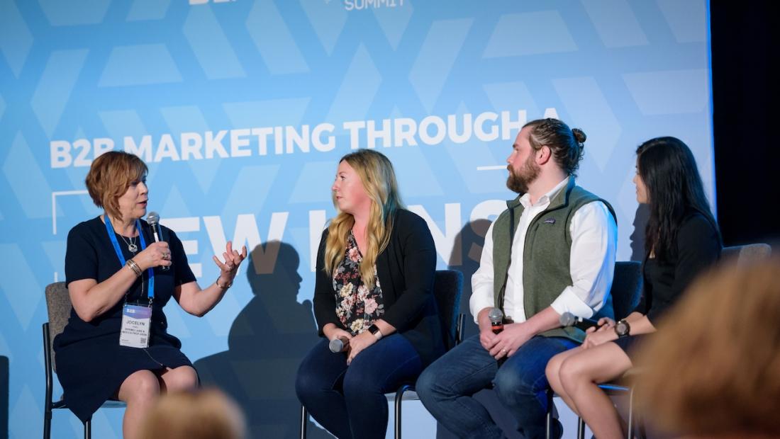 B2B Marketing Exchange - Top B2B Marketing & Sales Conference