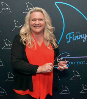 Winner in the Buyer-Focused Content category: Optum
