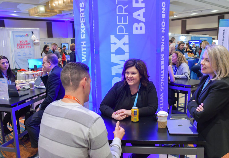 For marketers looking to get some campaign strategy wisdom, Ashley Shailer of Inverta was available to field questions.