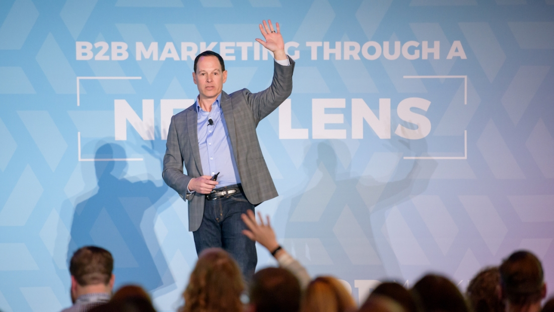 B2B Marketing Exchange - Top B2B Marketing & Sales Conference