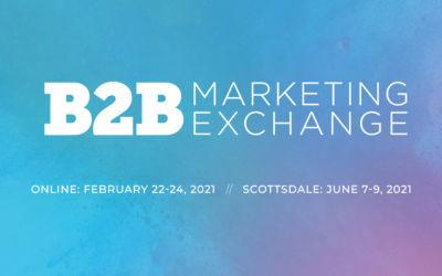 B2BMX21 Announcemnt Image